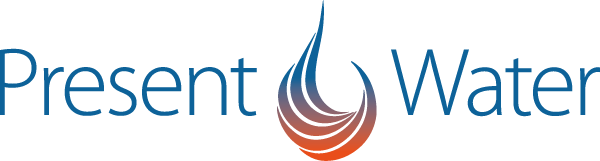 Present Water logotype
